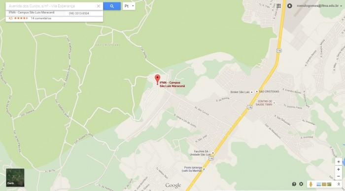 Localização.imagem.googlemaps